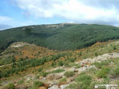 Dehesa Bonita-Abedular Somosierra;parque nacional ordesa viajes mayores comunidad de madrid brújula